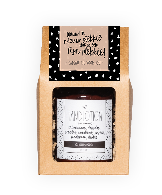 Handlotion giftbox - Stekkie