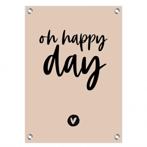 5. Oh happy day roze-zwart website