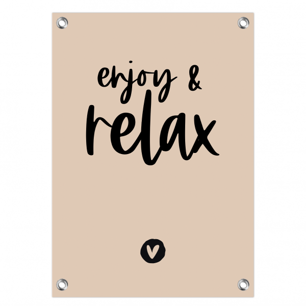 Enjoy and relax roze Website