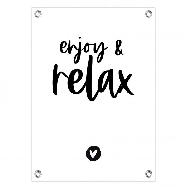 Enjoy and relax wit-zwart website