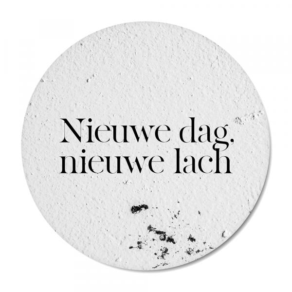 Limited - Nieuwe dag - concrete