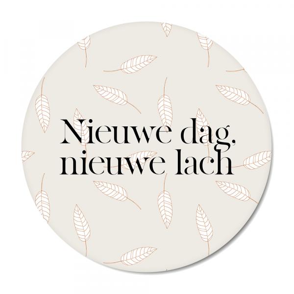 Limited - Nieuwe dag - leaves