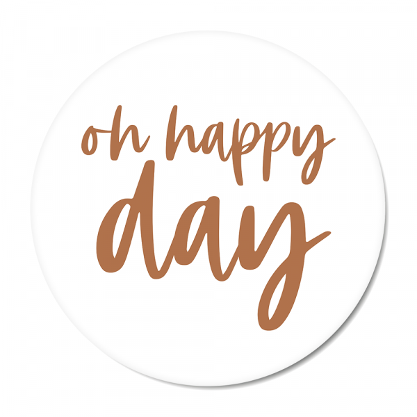 Oh happy day - roest