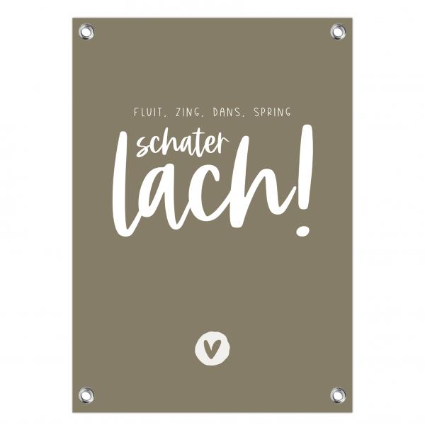 Schaterlach olijf website