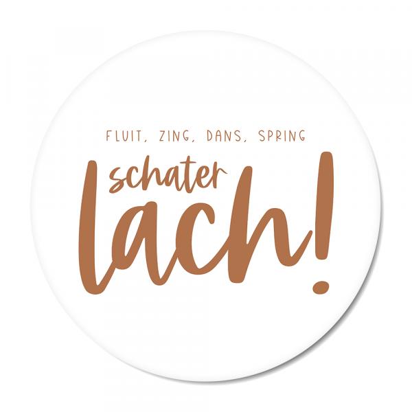 Schaterlach - roest