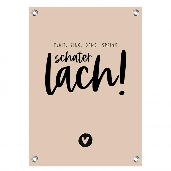 Schaterlach roze website