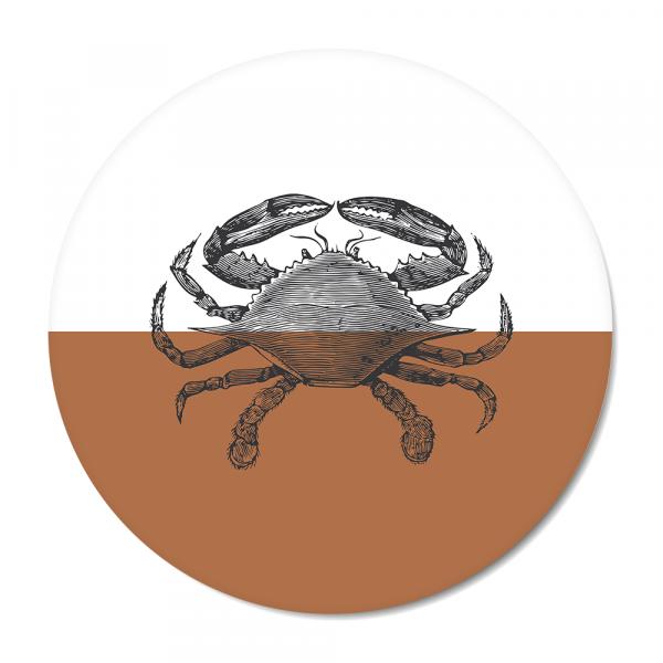 Vintage - crab - roest