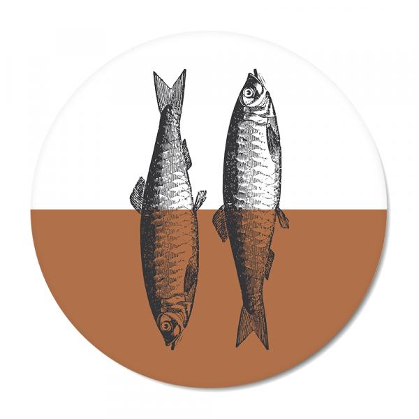 Vintage - fish - roest
