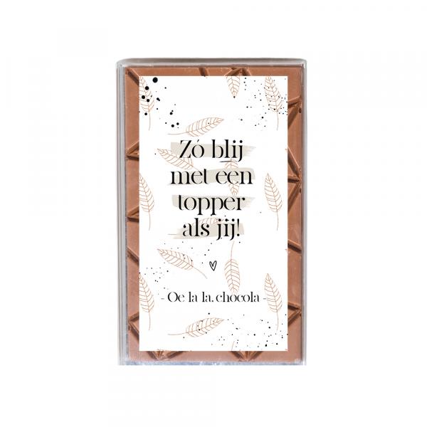 Choco Topper